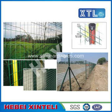 High Quality PVC Coated Holland Fence