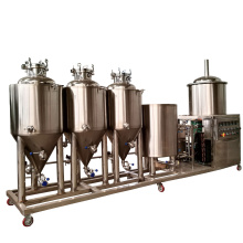 50l semi auto craft beer stainless steel micro brewing kit home equipment