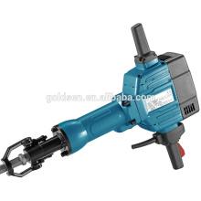 825mm 63J 2200w Power Demolition Jack Hammer Portable Electric Concrete Breaker GW8079