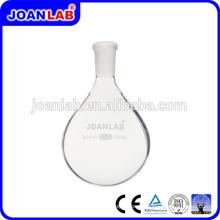 JOAN LAB Frasco de borosilicato de vidro em forma de pêra frascos de evaporação de pescoço único