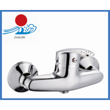 Shower Faucet with Brass Single Handle (ZR21304)