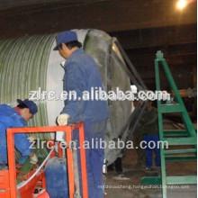 Automatic Controlled FRP GRP Fiber glass Filament Tank Winding Making Machine