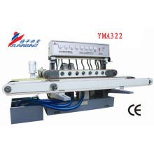 Máquina de bordes de vidrio horizontal con tamaño YMA322