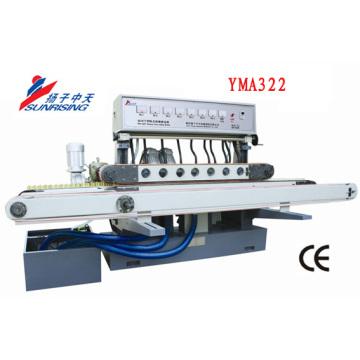 Canteadora de vidrio horizontal con tamaño YMA322
