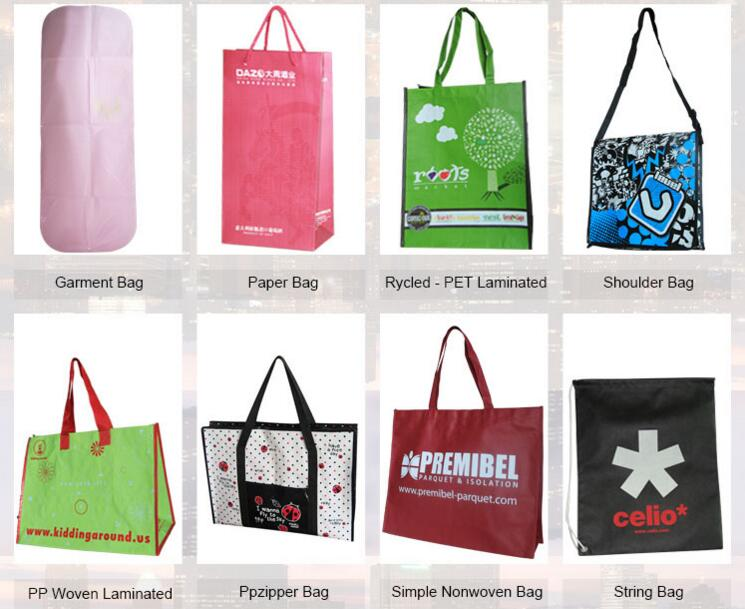 promotional drawstring bag custom