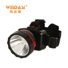 high efficiency plastic waterproof factory led hunting headlamp