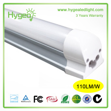High power 4000-4500K nature white 6ft 180cm 26W T8 led tube light with UL certification