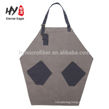 With pockets convenient beautifull kitchen apron for cooking