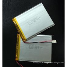 506890 bateria recarregável Li-Polymer de 3.7V 3600mAh