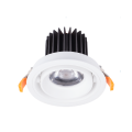 Weiße runde Form 30W LED Downlight