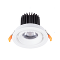 Downlight LED 30W de forme ronde blanche