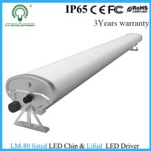 1200mm 40W Epister LED Chips Lifud Adaptador de corriente LED Tri-Proof Light