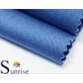 Cotton Spandex Stoff für Kleidung (SRSCSP 402) gefärbt