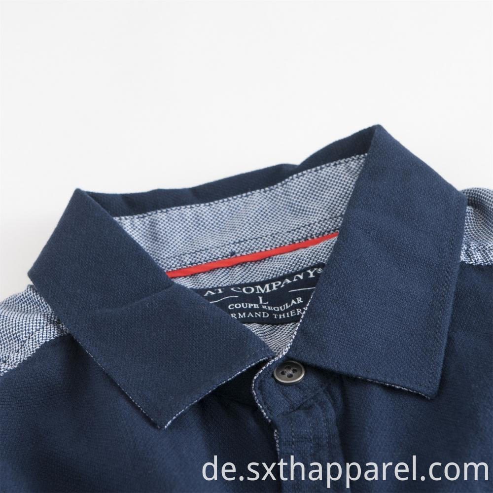 Breathable Men's Pockets Shirt