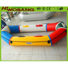 Alta calidad PVC inflable barco con CE de Rafting