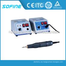 Motor micro dental eléctrico de alta calidad con CE y ISO