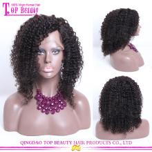 Qingdao hair manufacturer guaranteed quality wigs real human hair