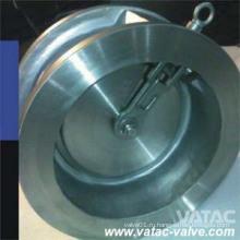 150/300/600 фунтов двойной плиты Межфланцевый Клапан