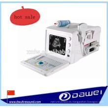 máquina de ultrasonido médica portátil y escáner de ultrasonido más barato