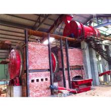 Palillo de carbón modelo de alta calidad que hace precio de la máquina en la India