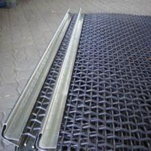 Maille d'écran vibrante en acier à haute teneur en carbone