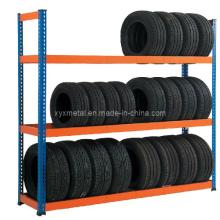 Reifen Regal Racking Warehouse Vertical Reifen Lagerung Rack