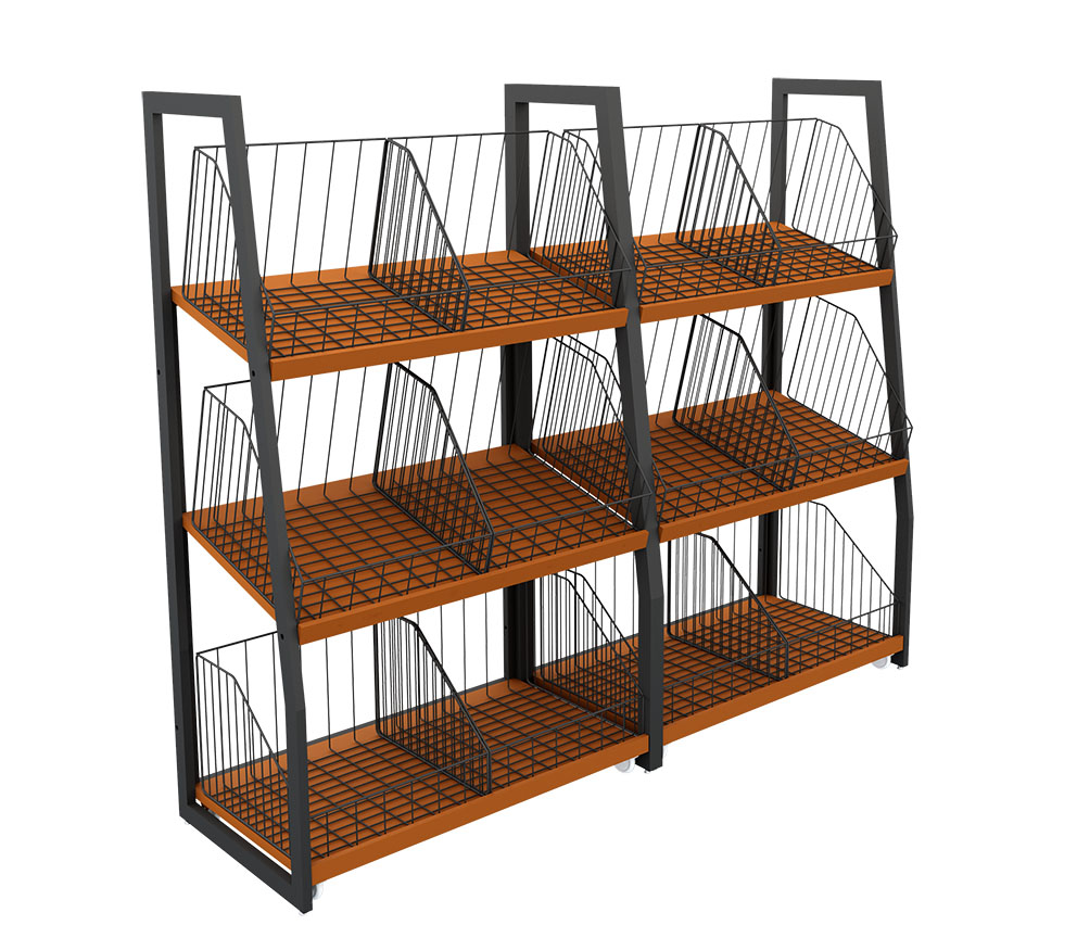 steel vegetable rack