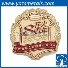 monedero de regalo de diseño personalizado de metal con nombre para las ventas