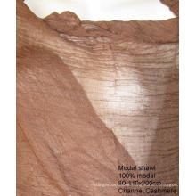 Cashmere Modal Blend Woven Shawl