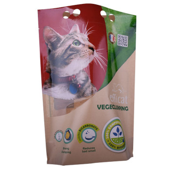 Pet Dog Food Packaging Bag Stand Up Pouch