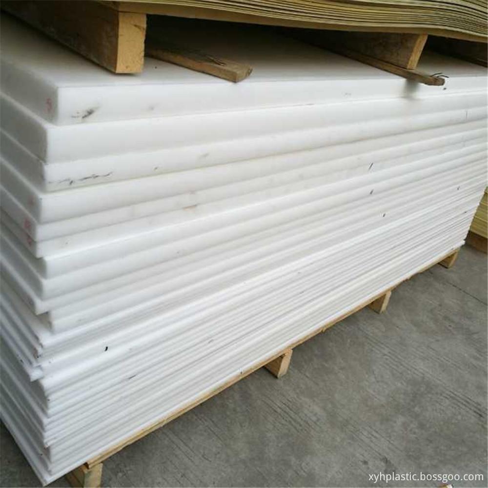 HDPE Polyethylene Sheet