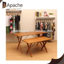 Sample available ship baby clothes display stand