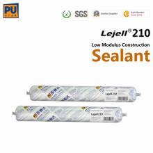 Módulo bajo de sellante de poliuretano (PU) para construcción (Lejell210)