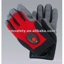 Power Glove/Mechanic's Gloves with Integral LEDJRM83