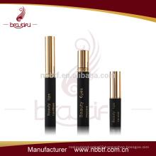 Gold supplier China aluminum cosmetic set best selling mascara tube lipstick tube wholesale