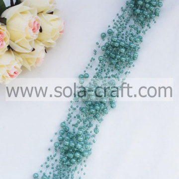 3 + 8MM Imitation Faux Perlen String Perlen Ketten für DIY