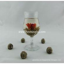 Xi Wang Zhi Xiang verde de flores de té-BMG054