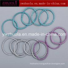 Metal Free Elastic Hair Ties Wholesale