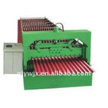 QJ-850 Automatic Steel Corrugated Profile Roof Sheet Machine