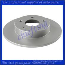 MDC1606 DF4357 43206-4U101 new brake rotors for nissan primera