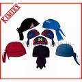Unisex Moda Bike Promocionais Algodão Headwear