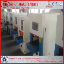 Painel de madeira escova wpc máquina de escovar / máquina de polir madeira / máquina de escovar madeira