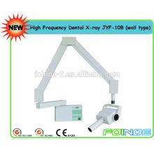 Máquina dental de raios x (Tipo de parede) - Aprovado por CE -