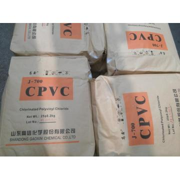 Raw Material of CPVC Pipes and Fitting