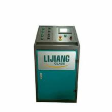 Machine de remplissage de gaz argon pour le traitement du verre isolant