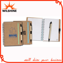 Hardcover Spiral Binding Notebook with Pen (SNB114)