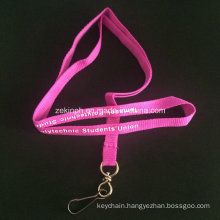 Custom Colorful Simple Lanyard with Printed Logo for Giveaways