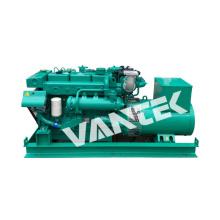 Generador diésel marino Doosan