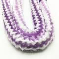 1,8 m lila gestreiftes Fell Design Acryl Shisha Shisha Schlauch (ES-HH-006-5)