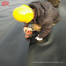 Waterproof Liner HDPE Geomembrane/ Black Plastic Sheeting